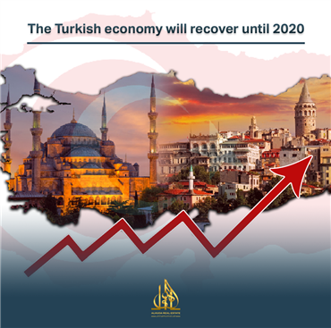 The Turkish economy will recover until 2020