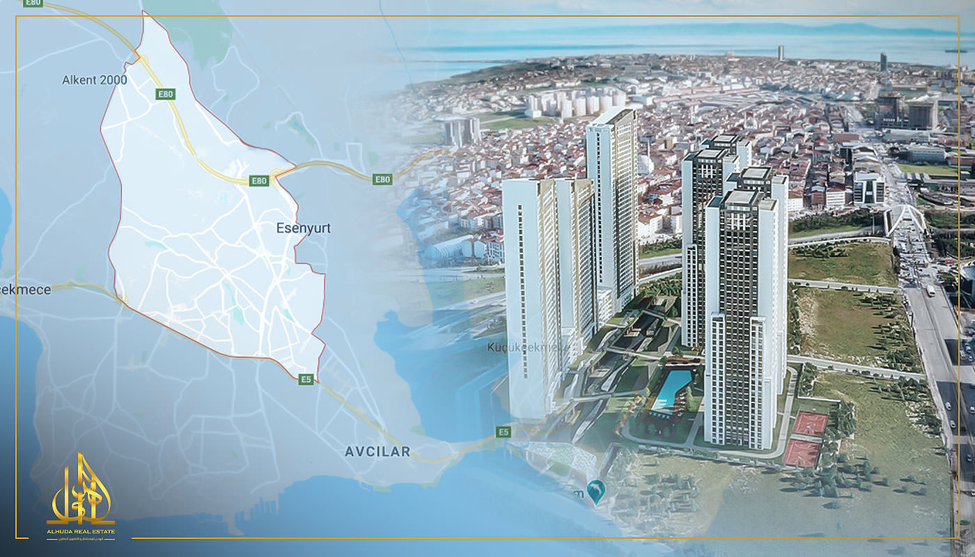 buy property in Esenyurt