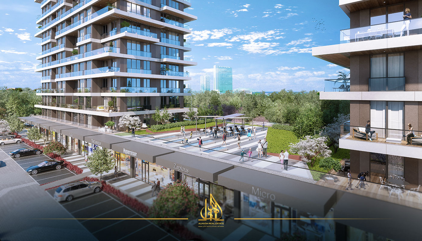 Advantages of buying property in Istanbul near shopping centers .. You will be surprised