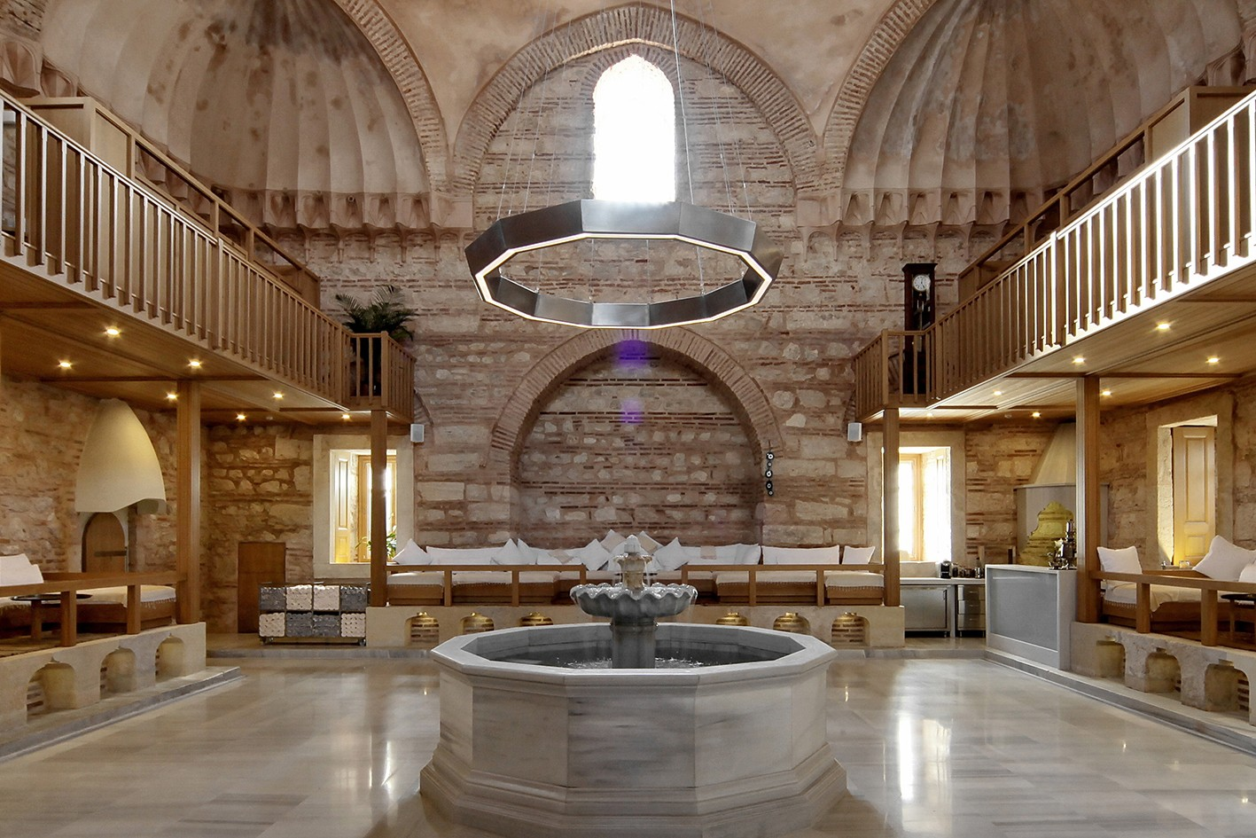 Unique Turkish hammam experience